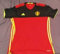 Camisa da Bélgica Euro 2016