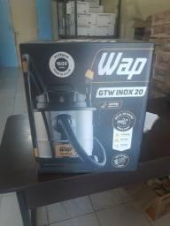Aspirador de água e pó GTW INOX 20 melhor preço!!