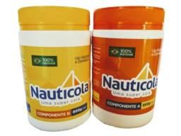 Nauticola Adesivo Epóxi A+B 1,7 kg  Cola Tudo