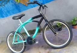 Bicicleta caiçara aro 20