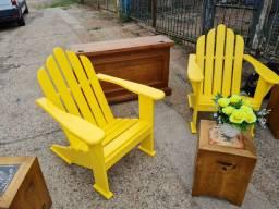 Cadeiras lindas e confortável na cor que desejar