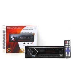 Rádio sound vox bluetooth USB cartão de memória  produto novo