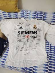 Camisa de jogo Real Madrid