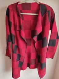 Casaco de lã novo