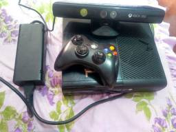 Xbox 360 com kinnect