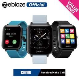 Relógio Inteligente Zeblaze Gts Bluetooth 5.0 Chamadas