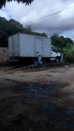 Iveco daily  35s16 2010 bau seco 2021 e mão *