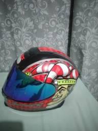 Vendo capacete axxis joker