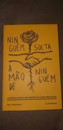 Vendo livro- Ninguém Solta a mão de ninguém