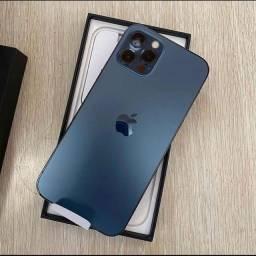 Iphone 12 pro 128gb novo na caixa
