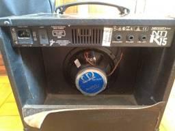 Amplificador Meteoro Nitrous Drive 15 - 110V/220V (usado)