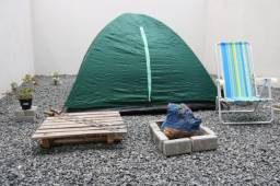 Barraca Camping Fit Fox 4-5 Pessoas