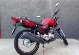 Vendo moto titan 160 2016