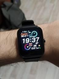 Amazfit Bip U Pro Relógio inteligente com GPS integrado