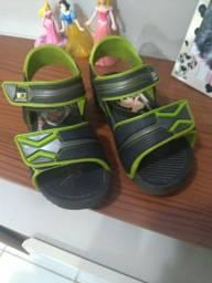 Vendo sandália do BEN 10
