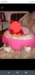 Almofada para nenê ficar sentado.