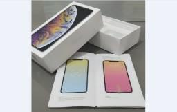 Caixa De iPhone Vazia Xs Max 64gb Em Estado De Nova