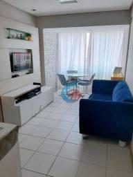 Título do anúncio: Apartamento com 3 quartos à venda, 72 m² por R$ 480.000 - Madalena - Recife/PE