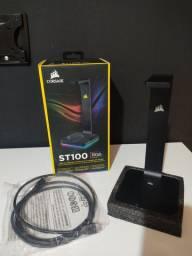 Suporte headset Corsair ST100
