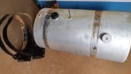 Tanque de alumínio 440 litros.