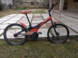 Bicicleta T20, aro 20, r$170,00