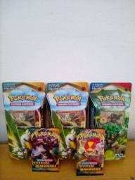 Decks pokemon card game