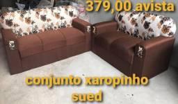 Sofá Xaropinho Sued