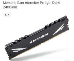 Par ou peça de memória RAM 4G 2400 mhz