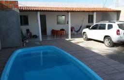 Linda Casa com piscina Temporada Próximo a praia na Barra