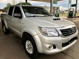 Hilux 4X4 Diesel Automática 2013 - 2013