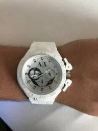 ee79406a5df Relógio Armani Exchange Branco