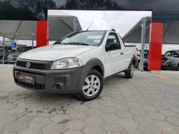 Fiat Strada working 2015 Completa Airbag Abs - 2015