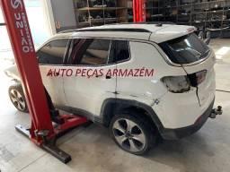 Jeep Compass 2018 Sucata Para Vender Peças Usadas