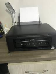 Impressora multifuncional Epson XP 204 com Wi-Fi
