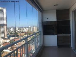 Apartamento/Usado para Venda em Cuiabá, Quilombo, 3 dormitórios, 3 suítes, 3 banheiros, 2