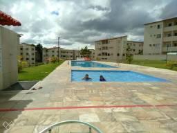 Apartamento condomínio total ville paraíso