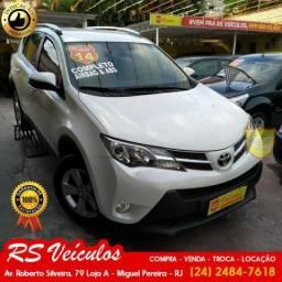 Toyota Rav 4 Completo 70 Mil km Belíssimo - 2014