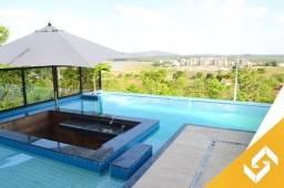 Casa de alto padrão, c/piscina e bar molhado p/natal em Caldas Novas. Cód 1009