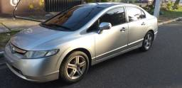 Honda Civic exs 2007 completo - 2007