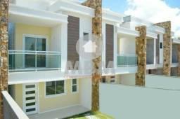 Vendo casa em rua privativa no centro do Eusébio com 3 suítes. 339.990,00