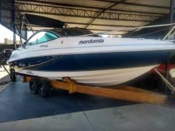 Lancha focker 240 2012 muito conservada motor 250 4 tempo em porto rico pr - 2012