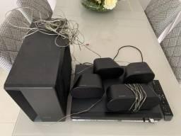 Receiver Home teather Samsung 600w