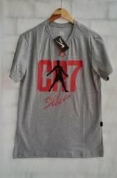 Camisa/camiseta nike CR7 Aceito cartão