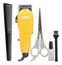 Máquina de cortar cabelo knup sistema proficional (Entrega Gratis)