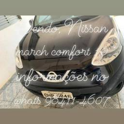 Nissan March comfort - 2016