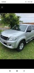 Toyota Hilux 2013 Sr 2.7 Flex - 2013