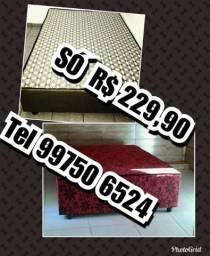 Promoção Camas Box Novas de Fábrica Casal 229 Solteiro 189 Tel 99750 6524