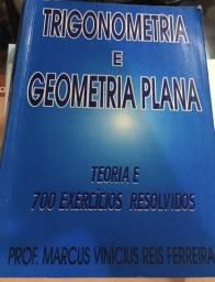 Livro Trigonometria e Geometria plana