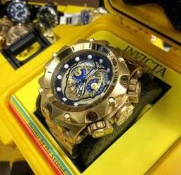Relógios invicta ROLEX Diesel mk bvlgari