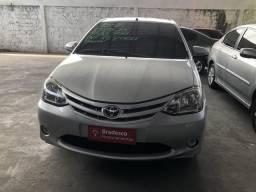 Etios X Sedan 1.5 2015/2016 - 2016